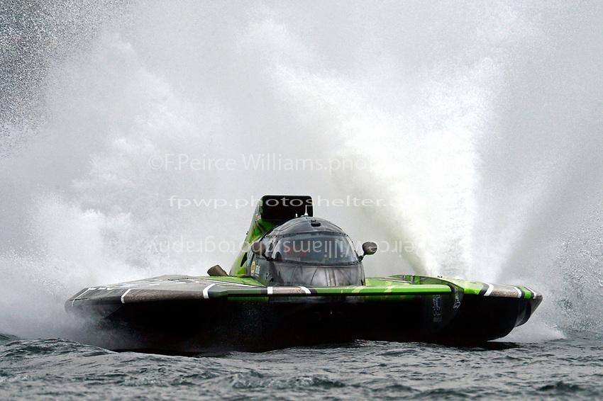 "Bert Dulude, GP-48 ""Zero Gravity""  (Grand Prix Hydroplane(s)"