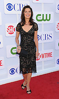 BEVERLY HILLS, CA - JULY 29: Sela Ward arrives at the CBS, Showtime and The CW 2012 TCA summer tour party at 9900 Wilshire Blvd on July 29, 2012 in Beverly Hills, California. /NortePhoto.com<br />