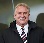 Rangers chairman Graham Wallace