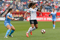 Bridgeview, IL - Sunday June 25, 2017: Raquel Rodriguez during a regular season National Women's Soccer League (NWSL) match between the Chicago Red Stars and Sky Blue FC at Toyota Park. The Red Stars won 2-1.