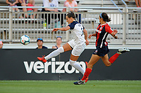 Boyds, MD - Saturday, June 29, 2019: The North Carolina Courage defeated the Washington Spirit 2-1 at Maureen Hendricks Field, Maryland SoccerPlex.