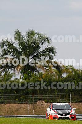 KUALA LUMPUR, MALAYSIA - May 29: Ahmad Akid Noor Azlee of Malaysia (#50) Malaysia Championship Series Round 1 at Sepang International Circuit on May 29, 2016 in Kuala Lumpur, Malaysia. Photo by Peter Lim/PhotoDesk.com.my