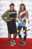 AJ Odudu<br /> at the closing party for Comedy Central UK&rsquo;s FriendsFest at Clissold Park, London<br /> <br /> <br /> &copy;Ash Knotek  D3307  14/09/2017