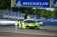 #57 CAR GUY RACING (JPN) FERRARI 488 GTE LM GTE AM TAKESHI KIMURA (JPN) KEI FRANCESCO COZZOLINO (JPN) COME LEDOGAR (FRA)