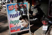 Battambang - Cambodia - June 2020<br /> - Barbershop