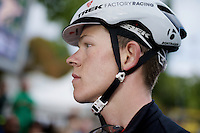Bob Jungels (Lux/Trek Factory Racing) in Paris<br /> <br /> stage 21: Sèvres - Champs Elysées (109km)<br /> 2015 Tour de France