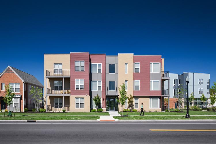 Legacy Pointe at Poindexter Village   Moody Nolan, McCormack Baron, Ruscilli Construction, Columbus Metropolitan Housing Authority