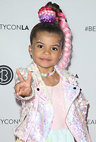 LOS ANGELES, CA - AUGUST 11: Kennedy Keyes, at Beautycon Festival Los Angeles 2019 - Day 2 at Los Angeles Convention Center in Los Angeles, California on August 11, 2019. <br /> CAP/MPIFS<br /> ©MPIFS/Capital Pictures