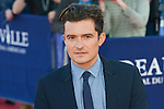 Red Carpet of the hommage to Orlando Bloom Deauville