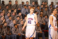 Kevin Laue One-Armed Basketball Player for Manhattan College