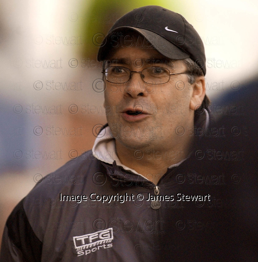 05/02/2005  Copyright Pic : James Stewart.File Name : jspa20_qots_v_dundee_utd.DUNDEE UTD MANAGER IAN MCCALL DURING THE SCOTTISH CUP 4TH ROUND CLASH AGAINST QUEEN OF THE SOUTH...Payments to :.James Stewart Photo Agency 19 Carronlea Drive, Falkirk. FK2 8DN      Vat Reg No. 607 6932 25.Office     : +44 (0)1324 570906     .Mobile   : +44 (0)7721 416997.Fax         : +44 (0)1324 570906.E-mail  :  jim@jspa.co.uk.If you require further information then contact Jim Stewart on any of the numbers above.........A
