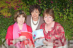 ACCORD: Tess Daughton, Liz O'Carroll and Helen Moylan members of Tralee Accord discuss ways in which couples can be supported at St John's Pastoral Centre on Monday evening..