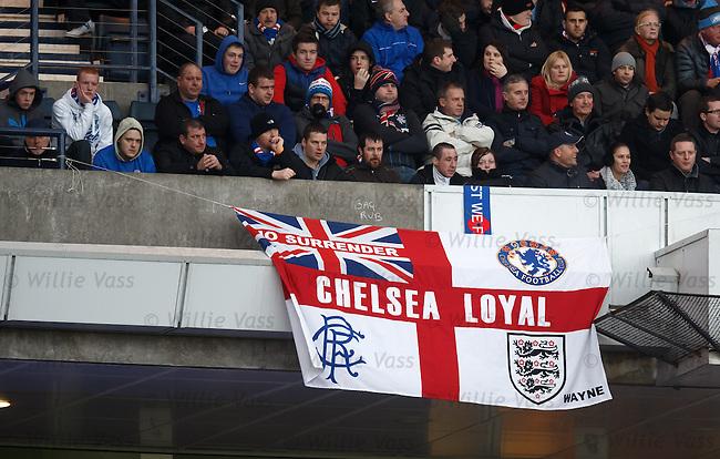 Rangers / Chelsea fans