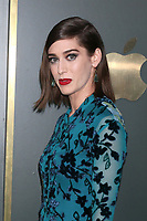 """LOS ANGELES - NOV 11:  Lizzy Caplan at the """"Truth Be Told"""" Premiere Screening at Samuel Goldwyn Theater on November 11, 2019 in Beverly Hills, CA"""