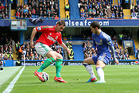 Pictured: Angel Rangel turns Eden Hazard<br />