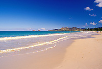 Beautiful Kailua Beach, windward Oahu