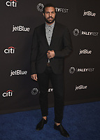 """HOLLYWOOD, CA - MARCH 18:  O-T Fagbenle at PaleyFest 2018 - """"The Handmaid's Tale"""" at the Dolby Theatre on March 18, 2018 in Hollywood, California. (Photo by Scott KirklandPictureGroup)"""