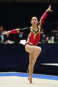 Kim Bui (GER), November 26, 2011 - Artistic Gymnastics : FIG Artistic Gymnastics World Cup, Tokyo Cup 2011 Women's Individual All-round at Ryogoku-kokugikan, Tokyo, Japan. (Photo by Daiju Kitamura/AFLO SPORT) [1045]
