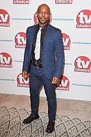 Don Gilet<br /> arriving for the TV Choice Awards 2017 at The Dorchester Hotel, London. <br /> <br /> <br /> ©Ash Knotek  D3303  04/09/2017