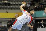 Ben Salah. TUNISIA vs MONTENEGRO: 27-25 - Preliminary Round - Group A