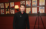 James Barbour attends his Top Secret portrait unveiling at Sardi's on March 10, 2017 in New York City.