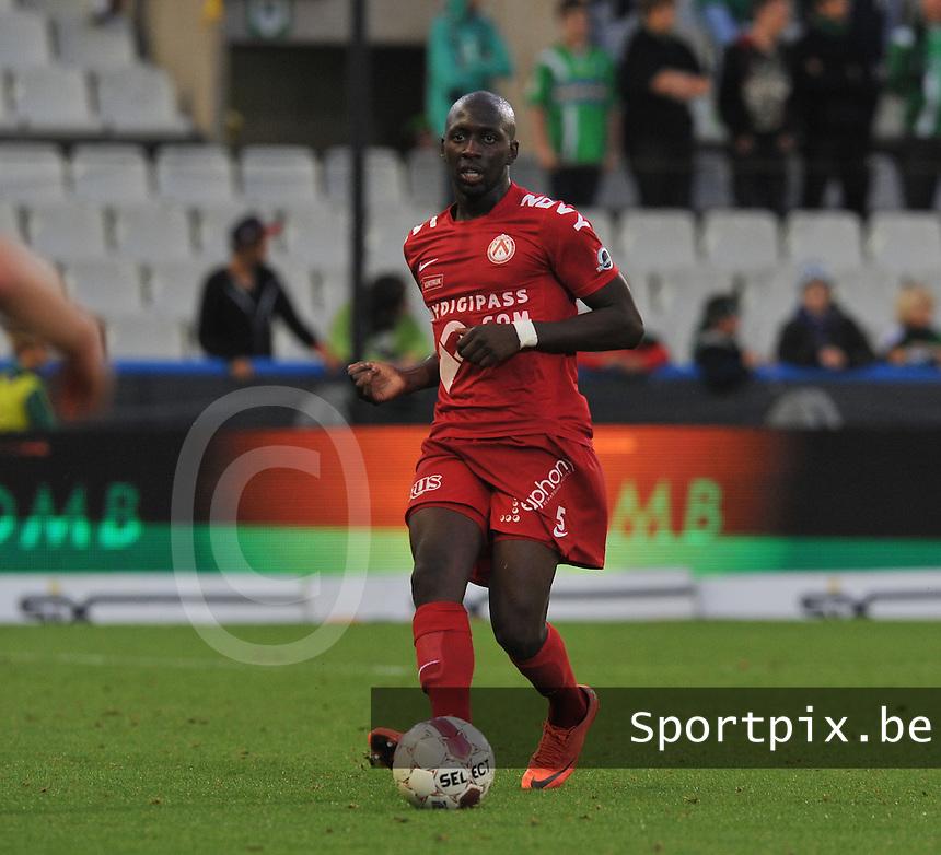 KV Kortrijk : Alassane Tambe.foto VDB / David Catry