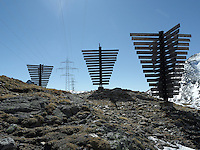 Berninapass, Lawinenschutz, Schweiz, Graubünden