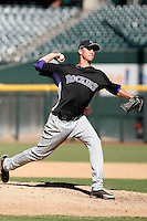 Nick Schnaitmann - Colorado Rockies, 2009 Instructional League.Photo by:  Bill Mitchell/Four Seam Images..