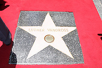 Luther Vandross WOF Star<br /> at the Luther Vandross Honored Posthumously Star on the Walk Of Fame, Redbury Hotel, Hollywood, CA 06-03-14<br /> David Edwards/DailyCeleb.com 818-249-4998
