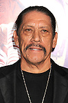 "HOLLYWOOD, CA - NOVEMBER 02: Danny Trejo arrives at the ""A Very Harold & Kumar 3D Christmas"" Los Angeles Premiere at Grauman's Chinese Theatre on November 2, 2011 in Hollywood, California."