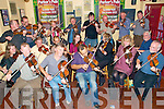 North Kerry Fiddle Seisun: Pictured at the North Kerry Fiddle Seisun at Parker's  Bar in Kilflynn on Saturday night last were in front Dee O'Sullivan, Michael Glynn, Paudie Stack, Sean Abeyta, Kathleen Mulcahy & Kevin Ryan. Middle: Kerry Barrett, , Kevin Abeyta, Niamh Abeyta, Maire O'Keeffe and  Paul de Grae. Back: Philip Crickard, Ken Holmes, Davna Guerin, Anne McAulliffe, Nicky McAuliffe, James Duggan, Tom Mac Uileagoid, Ciaran dalton & Con Moynihan.