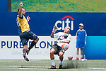 USRC vs Wallsend Boys Club during the Masters tournament of the HKFC Citi Soccer Sevens on 22 May 2016 in the Hong Kong Footbal Club, Hong Kong, China. Photo by Li Man Yuen / Power Sport Images