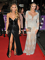 Lauren Pope and Chloe Sims at the Pride of Britain Awards 2017, Grosvenor House Hotel, Park Lane, London, England, UK, on Monday 30 October 2017.<br /> CAP/CAN<br /> &copy;CAN/Capital Pictures /MediaPunch ***NORTH AND SOUTH AMERICAS ONLY***