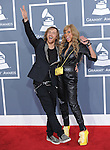 David Guetta and Cathy Guetta attends The 54th Annual GRAMMY Awards held at The Staples Center in Los Angeles, California on February 12,2012                                                                               © 2012 DVS / Hollywood Press Agency
