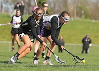 Girls Varsity Lacrosse vs. Noblesville 4-21-15