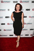 "WEST HOLLYWOOD, CA July 11- Fiona Dawson,  At 2017 Outfest Los Angeles LGBT Film Festival Screening of ""Hello Again"" at The DGA Theater, California on July 11, 2017. Credit: Faye Sadou/MediaPunch"