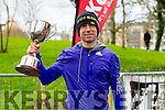 Gary O'Hanlon winner of the Kerry's Eye Tralee, Tralee International Marathon on Saturday.