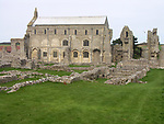 A51P0F Binham Priory Norfolk England