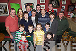Family and friends young and old gathered last Thursday night for New Years Eve celebrations in Jim's Bar, Duagh