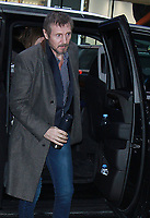 JAN 08 Liam Neeson seen at Good Morning America
