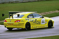 2001 British Touring Car Championship #44 Steve Soper (GBR). Peugeot Sport UK. Peugeot 406 Coupé.