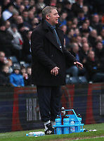 Ally McCoist in the Queen's Park v Rangers Irn-Bru Scottish League Division Three match played at Hampden Park, Glasgow on 29.12.12.