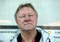 Trainer Horst Hrubesch Portrait      <br /> /   World Championships Qualifiers women women /  2017/2018 / 07.04.2018 / DFB National Team / GER Germany vs. Czech Republic CZE 180407067 / <br />  *** Local Caption *** © pixathlon<br /> Contact: +49-40-22 63 02 60 , info@pixathlon.de