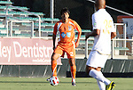 05 September 2010: Carolina's Claudio Suarez (MEX) (2). The Carolina RailHawks (USA) defeated Pumas Morelos (MEX) 3-0 at WakeMed Stadium in Cary, North Carolikna in an international club friendly.