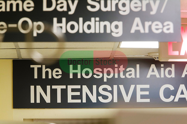 Signs in Hospital