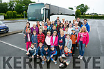 Chernobyl Children and Tralee host families on their way to see Fungi the Dolphin in Dingle on Tuesday