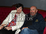 Paul and Margaret Fay at 'It runs in the family' in the Droichead Arts Centre. Photo:Colin Bell/pressphotos.ie