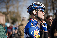 Zdeněk ŠTYBAR (CZE/Deceuninck-Quick Step) getting ready to race<br /> <br /> 13th Strade Bianche 2019 (1.UWT)<br /> One day race from Siena to Siena (184km)<br /> <br /> ©kramon