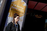 Roma, 11 Marzo 2017<br /> La prima cosa bella.<br /> Nasce Campo Progressista, assemblea al teatro Brancaccio di Roma