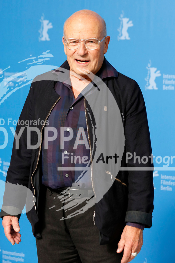 Volker Schlöndorff during the 'Return To Montauk' photocall at the 67th Berlin International Film Festival / Berlinale 2017 on February 15, 2017  in Berlin, Germany.